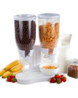 KS6101 Double Cereal Dispenser As Picture
