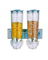 KS6103 Wall Mounted Dry Food Dispenser As Picture
