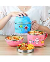 TC4003 Cartoon Food Container Blue