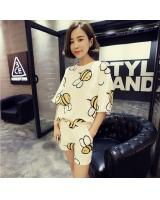 WT21550 Bumble Bee Top and Pant Set As Picture