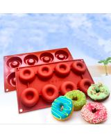 TC4007 Doughnut Tool Mold Red