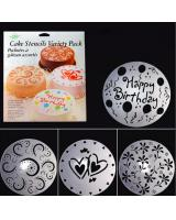 TC4008 DIY Cake Mold White