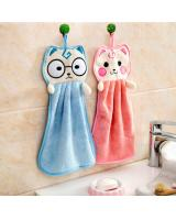 TC4018 Cute Absorbent Hand Towel Pink
