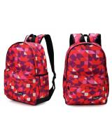 BC-002 Stylish Backpack Red