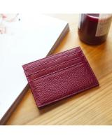 ST-516 Card Holder Maroon
