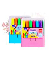 ST-518 Water Colour Pen Pink (12 colours)