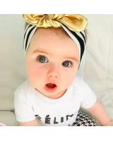 BS908 Turban Knot Baby Hairband As Picture