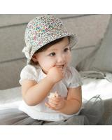 BS915 Baby Two-Side Use Hat White
