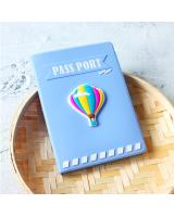 ST-530 Passport Holder Blue
