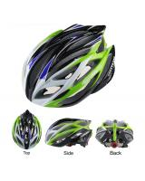 CA002 Men's Bicycle Helmet Green