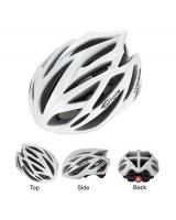 CA002 Men's Bicycle Helmet White