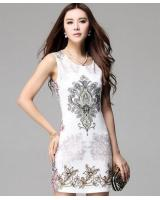 WD21588 Feminine Dress As Picture