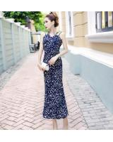 GW2254 Stylish Maxi Dress As Picture