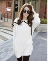 WD21602 Fashion Top White