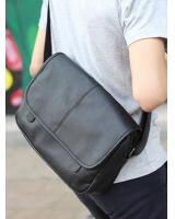 BC-008 Trendy Messenger Bag Black