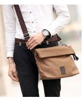 BC-015 Men's Sling Bag Brown
