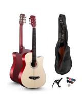 MK006 Acoustic Guitar As Pic