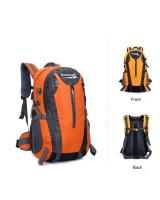 MK009 Hiking Backpack Orange