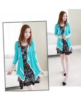 WJ21633 Korea Fashion Cardigan As Picture