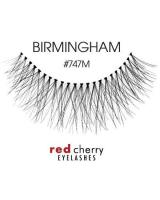 GD014 Human Hair Red Cherry Eyelashes - 747M (Birmingham)