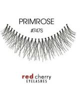 GD015 Human Hair Red Cherry Eyelashes - 747S (Primrose)