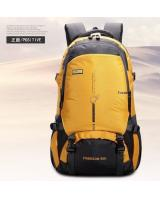 MK025 Hiking Backpack Yellow