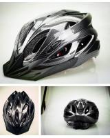 MK051 Cycling Helmet Black