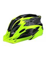 MK051 Cycling Helmet Green Black