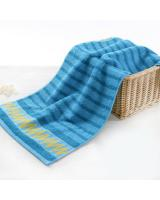 ST-552 Cotton Towel Blue
