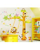 ST-555 Cartoon Wall Sticker