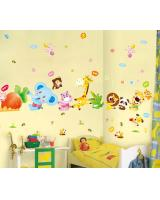 ST-557 Animal Wall Sticker