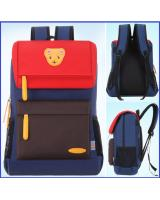 MW40047 Kids Primary School Bag Red