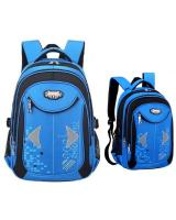 MW40054 Kids Primary School Bag Blue