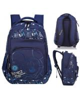 MW40058 Kids Primary School Bag Dark Blue