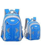 MW40059 Kids Primary School Bag Light Blue