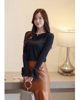 GW2290 Charming Top Black