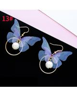 ST-611 Korea Fashion Earring Butterfly