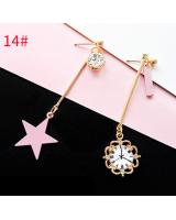 ST-612 Korea Fashion Earring Star