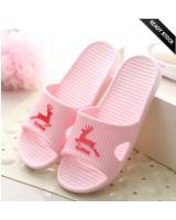 MW40077 UNISEX ANTI SLIPPERY BATHROOM SHOE-PINK