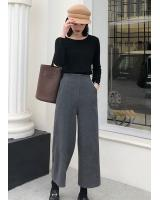 ST-626 Stylish Pant Grey