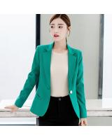 ST-630 Trendy Coat Green