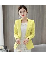 ST-630 Trendy Coat Yellow