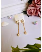 KR-148 Pretty Earring White