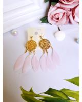 KR-149 Charming Earring Pink