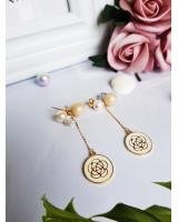 KR-150 Fashion Earring As Pic