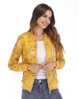 ZL726 Charming Jacket Yellow