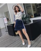 WT7695 Women's Stylish Casual Set Wear As Picture