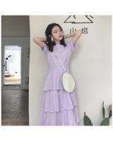 ZL769 Lovely Dress Purple