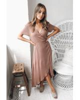 ZL779 Pretty Dress Dusty Pink