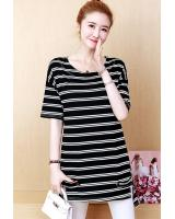 ZL805 Casual Top Black